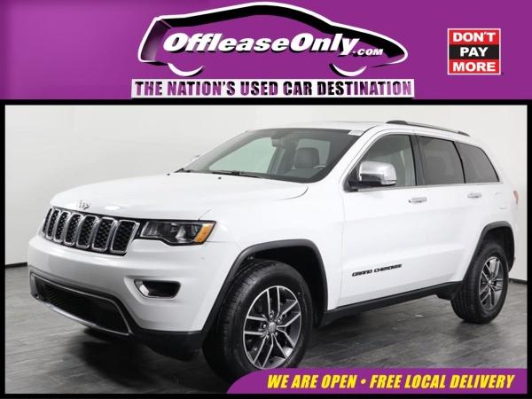 2017 Jeep Grand Cherokee in Orlando, FL
