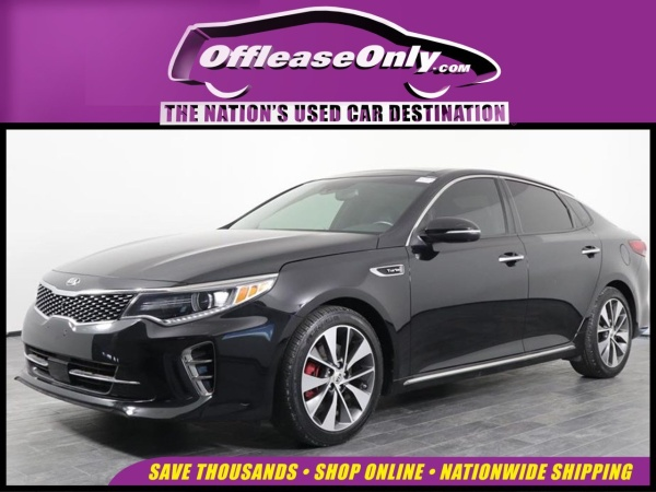2016 Kia Optima SXL Turbo