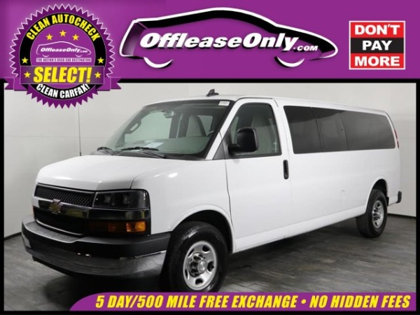 2018 Chevrolet Express LT