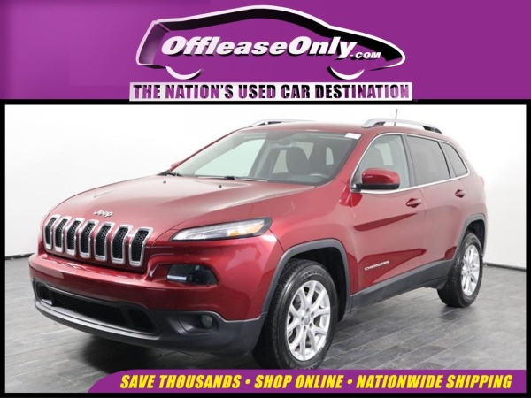 2017 Jeep Cherokee in Orlando, FL