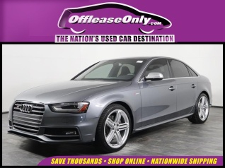 Used 2016 Audi S4s for Sale | TrueCar