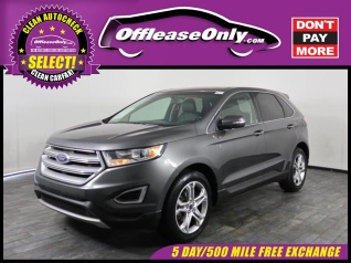 Ford Edge Used >> Used Ford Edges For Sale Truecar