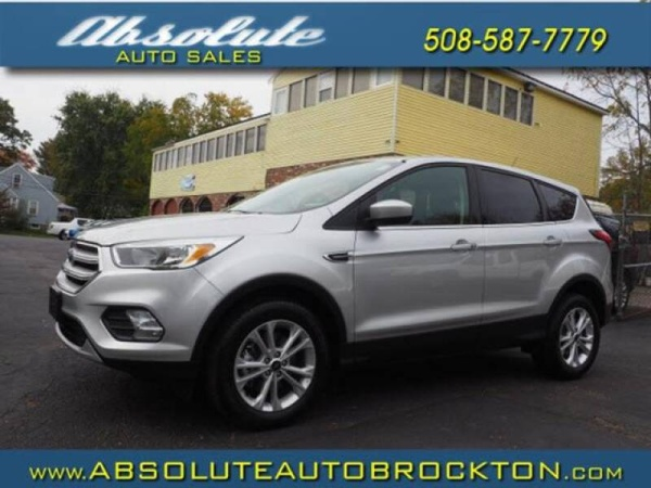 Used Suv For Sale In Ri >> Used Ford Escape For Sale In Providence Ri 868 Cars From