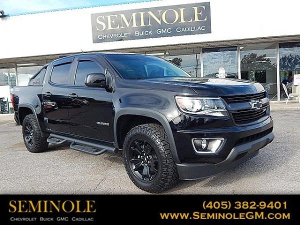 2016 Chevrolet Colorado in Seminole, OK