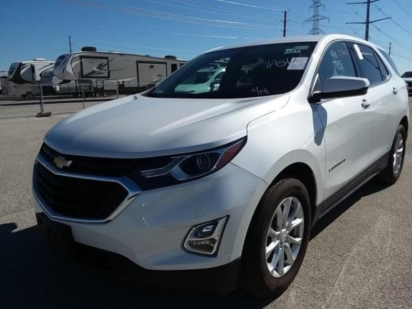 2019 Chevrolet Equinox in Seminole, OK