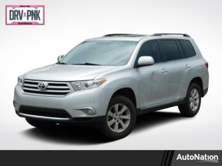 2012 Toyota Highlander For Sale >> Used 2012 Toyota Highlanders For Sale Truecar