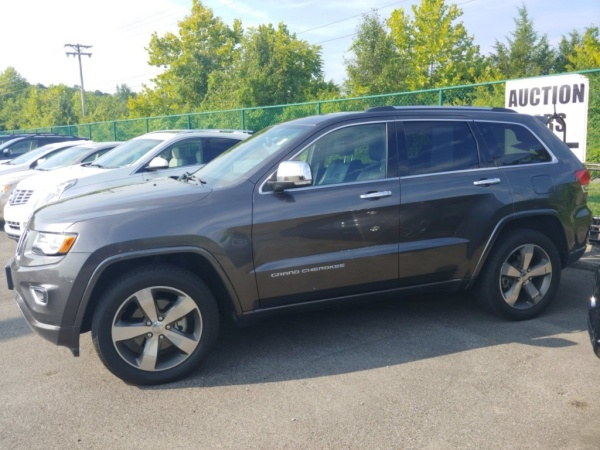 2015 Jeep Grand Cherokee in Knoxville, TN