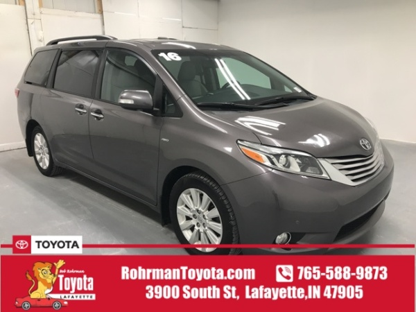 2016 Toyota Sienna in Lafayette, IN