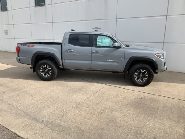 2019 Toyota Tacoma TRD Off Road Double Cab 5' Bed V6 4WD