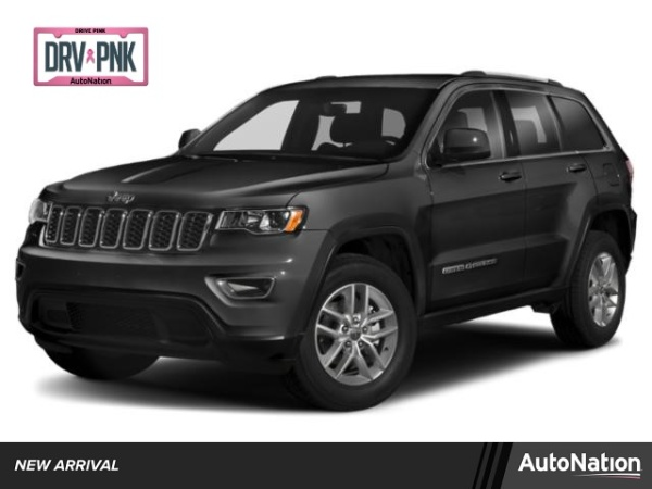 2018 Jeep Grand Cherokee Laredo E