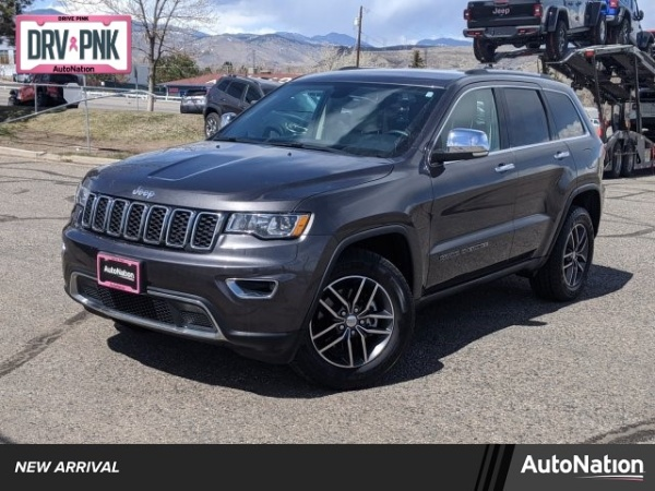 2017 Jeep Grand Cherokee in Golden, CO