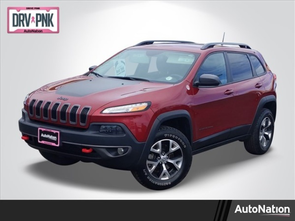 2017 Jeep Cherokee in Golden, CO