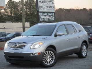 used buick enclave for sale in atlanta, ga | 158 used enclave