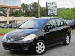 Used 2008 Nissan Versa 1.8 SL Hatchback CVT For Sale In Marietta, GA