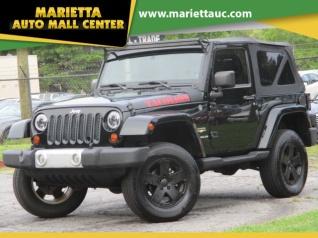 Jeep Wrangler For Sale In Ga >> Used Jeep Wranglers For Sale In Atlanta Ga Truecar