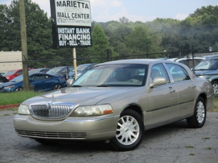 Used Lincoln Town Car For Sale In Morrow Ga 12 Used Town Car
