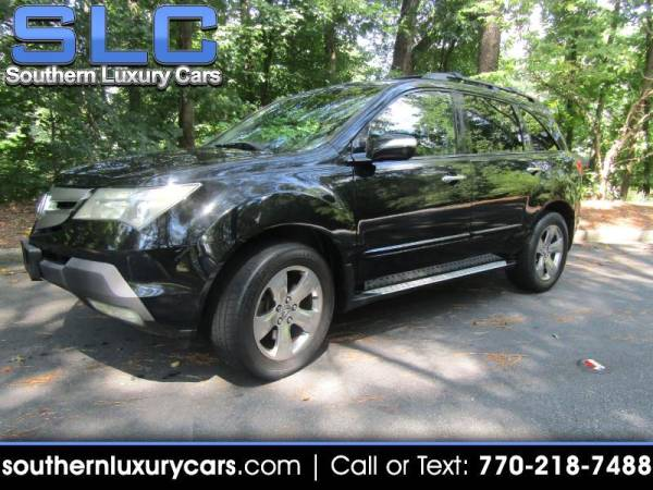 2007 Acura MDX with Sport Package