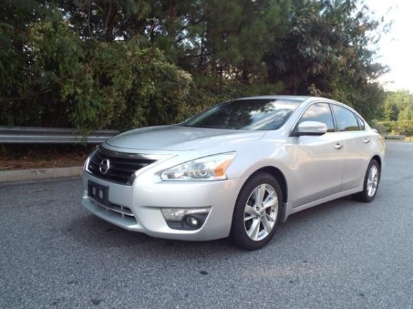 2013 Nissan Altima Sedan 2.5 SV $7,799 Marietta, GA