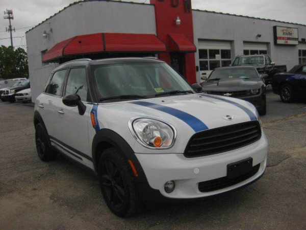 used mini countryman for sale in virginia beach va u s news world report. Black Bedroom Furniture Sets. Home Design Ideas