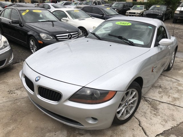 used bmw z4 for sale in jacksonville fl u s news world report. Black Bedroom Furniture Sets. Home Design Ideas