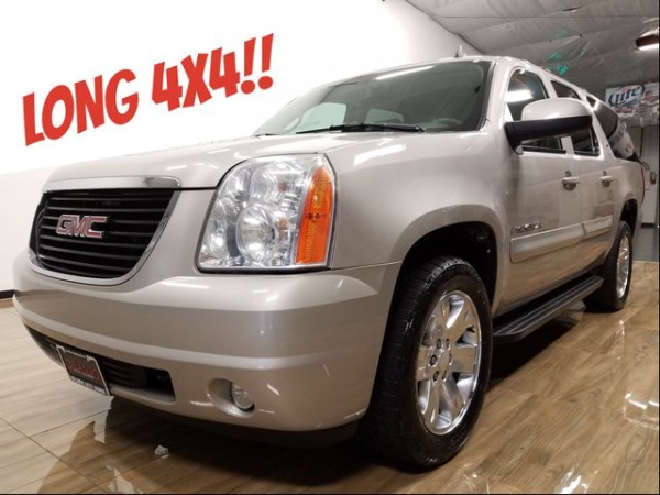 2008 GMC Yukon 1500 SLT