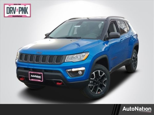 2020 Jeep Compass in Golden, CO