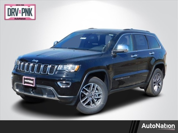 2020 Jeep Grand Cherokee in Golden, CO