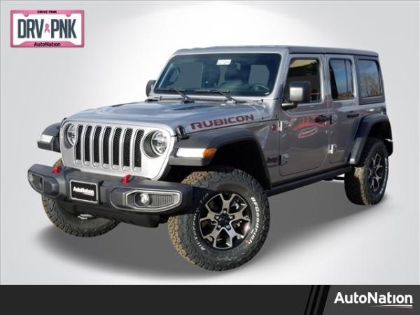 2020 Jeep Wrangler in Golden, CO