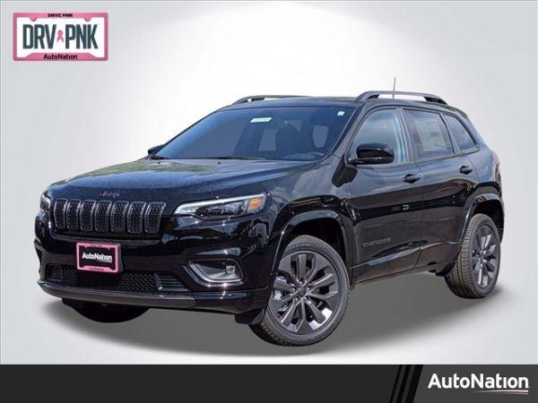 2020 Jeep Cherokee in Golden, CO