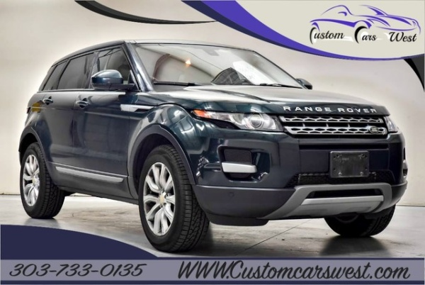 2015 Land Rover Range Rover Evoque in Englewood, CO