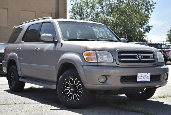 2002 Toyota Sequoia in Englewood, CO