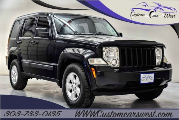 2012 Jeep Liberty in Englewood, CO