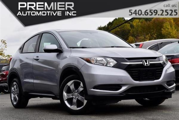 2017 Honda HR-V in Dumfries, VA