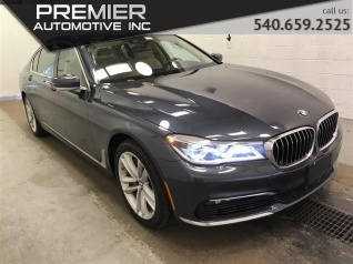 2016 Bmw 7 Series 750i Xdrive Awd For In Dumfries Va