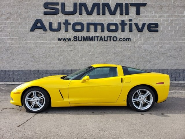 2008 Chevrolet Corvette in Fond du Lac, WI