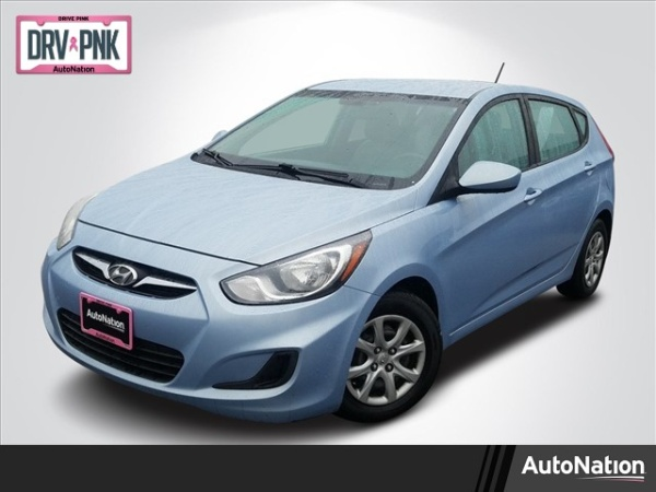 2012 Hyundai Accent in Northglenn, CO