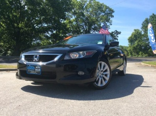2010 Honda Accord Ex L V6 Coupe Automatic For In Raleigh Nc
