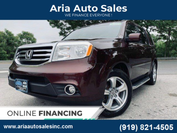 2012 Honda Pilot in Raleigh, NC