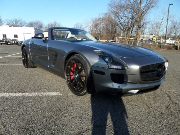 Used Mercedes-Benz SLS AMG for Sale in Jamaica, NY | U S  News
