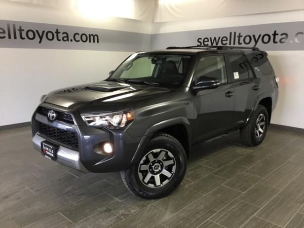 2019 Toyota 4Runner in Wichita Falls, TX