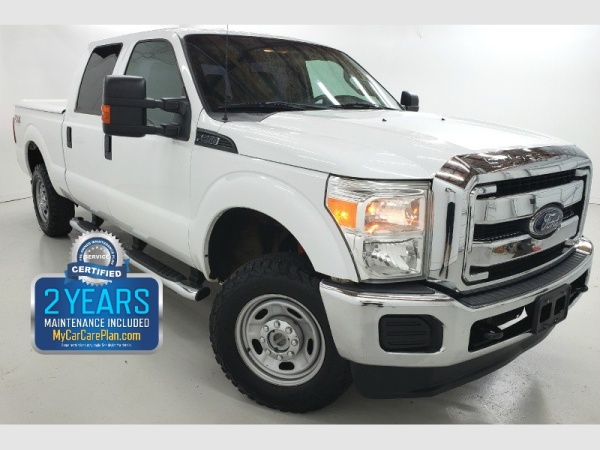 2015 Ford Super Duty F-250 Lariat Crew Cab 172
