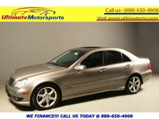 Used 2007 Mercedes Benz C Class C 230 Sport Sedan RWD For Sale In
