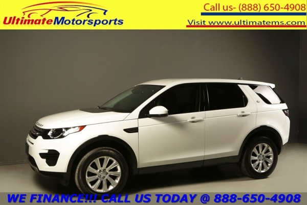 2016 Land Rover Discovery Sport in Houston, TX