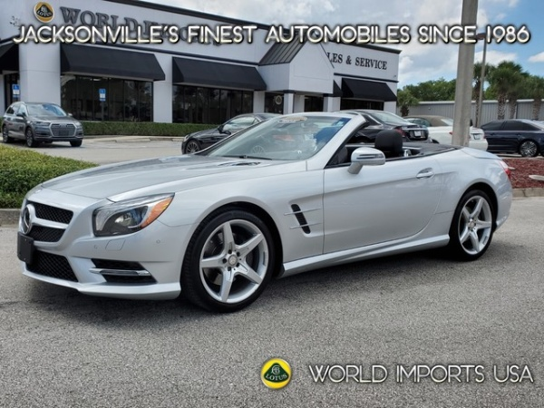 2016 Mercedes-Benz SL in Jacksonville, FL