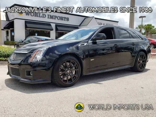 Cadillac Cts-V Wagon For Sale >> 2014 Cadillac Cts V Wagon For Sale In Jacksonville Fl Truecar