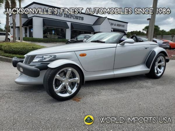 2001 Plymouth Prowler in Jacksonville, FL