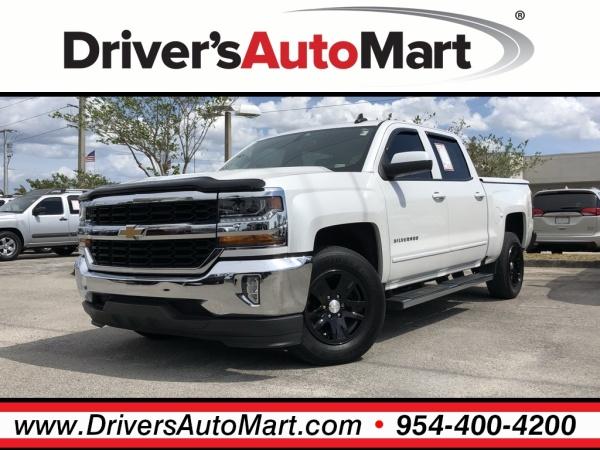 2018 Chevrolet Silverado 1500 in Davie, FL