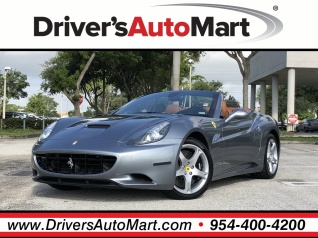 Used Ferrari Californias For Sale Truecar