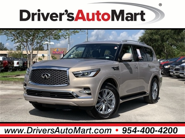 2019 INFINITI QX80 in Davie, FL