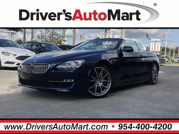 2012 BMW 6 Series in Davie, FL